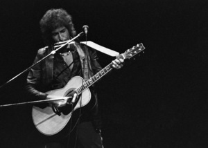 Bob Dylan performing at Madison Square Garden in New York City1978 © 1978 Ivy Ney - Image 10855_0030