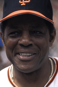 Willie Mays1982 © 1982 Gunther - Image 10863_0001