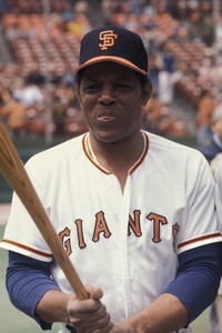 Willie Mays1982 © 1982 Gunther - Image 10863_0003
