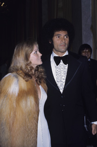 Priscilla Presley and Mike Stonecirca 1970s© 1978 Gary Lewis - Image 10872_0049