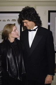 Priscilla Presley and Marco Garibaldicirca 1980s© 1980 Gary Lewis - Image 10872_0051