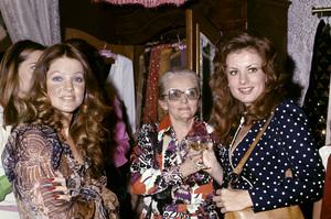 Priscilla Presley, Nancy Anderson and Linda Holmcirca 1970s© 1978 Gary Lewis - Image 10872_0059