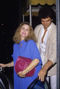 Priscilla Presley and Marco Garibaldicirca 1980s© 1980 Gary Lewis - Image 10872_0061