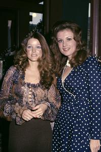 Priscilla Presley and Linda Holmcirca 1970s© 1978 Gary Lewis - Image 10872_0069
