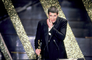 """""""Academy Awards: 52nd Annual,"""" Richard Gere. 1980 © 1980 Gunther - Image 10877_0018"""