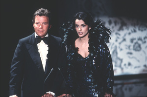 """Academy Awards - 52nd Annual""William Shatner, Persis Khambatta1980 © 1980 Gunther - Image 10877_0037"