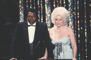 """Academy Awards - 52nd Annual""Ben Vereen, Dolly Parton1980 © 1980 Gunther - Image 10877_0039"