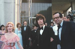 """Academy Awards - 52nd Annual""Carol Marcus (Matthau), David Matthau, Walter Matthau1980 © 1980 Gunther - Image 10877_0049"