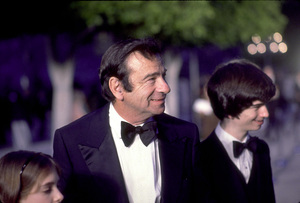 """Academy Awards: 52nd Annual,"" Walter Matthau, David Matthau. 1980. © 1980 Gunther - Image 10877_0051"
