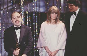 """Academy Awards - 52nd Annual""Bo Derek, Christopher Reeve1980 © 1980 Gunther - Image 10877_0052"