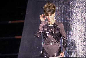 """Academy Awards: 52nd Annual,"" Jane Fonda. 1980. © 1980 Gunther - Image 10877_0055"