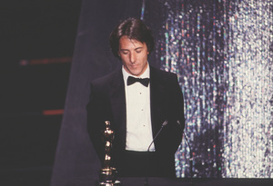 """""""Academy Awards - 52nd Annual""""Dustin Hoffman1980 © 1980 Gunther - Image 10877_0075"""