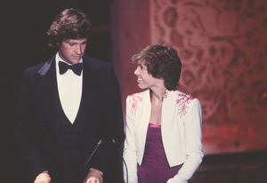 """""""Academy Awards - 52nd Annual""""Robert Hayes, Christie McNichols1980 © 1980 Gunther - Image 10877_0077"""