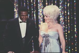 """Academy Awards - 52nd Annual""Ben Vereen, Dolly Parton1980 © 1980 Gunther - Image 10877_0079"