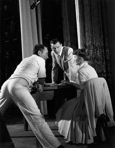 """The Tender Trap""Frank Sinatra, Debbie Reynolds1955 MGM © 1978 Bernie Abramson - Image 10893_0002"