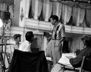 """The Tender Trap""Frank Sinatra, Debbie Reynolds1955 MGM © 1978 Bernie Abramson - Image 10893_0003"