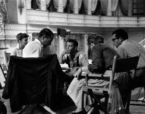 """The Tender Trap""Frank Sinatra, Debbie Reynolds1955 MGM © 1978 Bernie Abramson - Image 10893_0004"