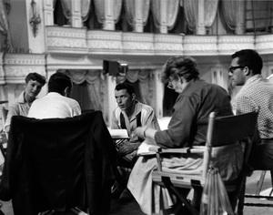 """The Tender Trap""Frank Sinatra, Debbie Reynolds1955 MGM © 1978 Bernie Abramson - Image 10893_0006"