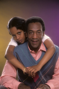 """""""The Cosby Show""""Tempestt Bledsoe, Bill Cosby1984 © 1984 Mario Casilli - Image 10894_0030"""