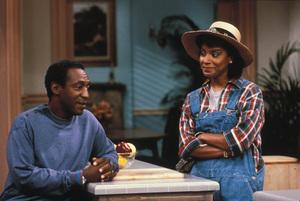 """The Cosby Show""Bill Cosby, Phylicia Rashad © 1986 Gene Trindl - Image 10894_0037"