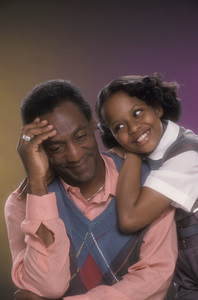 """""""The Cosby Show""""Bill Cosby, Tempestt Bledsoe1984 © 1984 Mario Casilli - Image 10894_0044"""