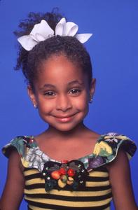 """The Cosby Show""Raven-Symone © 1985 NBCPhoto by Al Levine**H.L. / MPTV - Image 10894_0078"