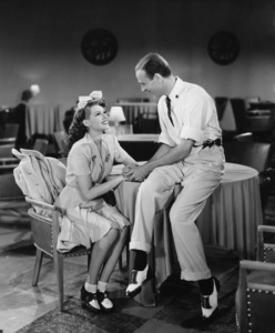 """""""You Were Never Lovelier""""Rita Hayworth, Fred Astaire1942 Columbia Pictures - Image 10905_0003"""