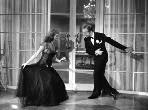 """""""You Were Never Lovelier""""Rita Hayworth, Fred Astaire1942 Columbia Pictures** I.V. - Image 10905_0007"""