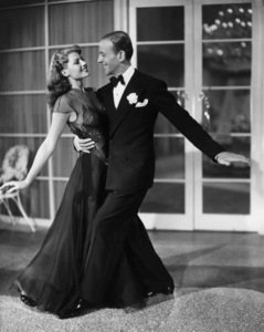 """You Were Never Lovelier""Rita Hayworth, Fred Astaire1942 Columbia Pictures** I.V. - Image 10905_0008"