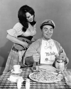 "Ernest Borgnine in ""McHale"