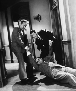 """The Mob""Broderick Crawford, Renset Borgnine,Richard Kiley1951 Columbia - Image 10922_0001"