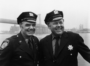 """""""Law and Disorder""""Ernest Borgnine, Carroll O"""