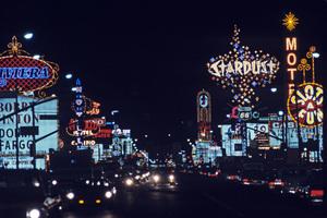 Las Vegas strip © 1987 Gunther - Image 10954_0006