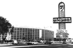 The New Frontier Hotel in Las Vegas, Nevada1967 - Image 10954_0016