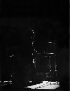 Gene Krupa at the Shrine Auditorium for Norman Granz