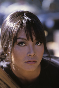 "Irene Tsu during the making of ""The Green Berets""1967© 1978 David Sutton - Image 10972_0015"