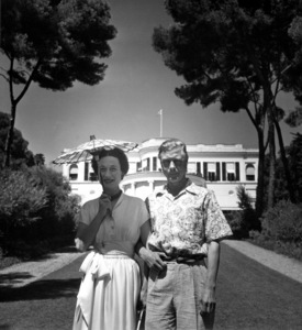 Duke of Windsor with the Duchess1948Copyright John Swope Trust / MPTV - Image 10997_0006