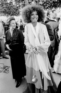 """Academy Awards: 46th Annual"" 1974Diana Ross © 1978 Kim Maydole Lynch - Image 11016_0004"