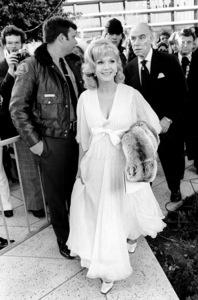 """""""Academy Awards: 46th Annual"""" 1974Debbie Reynolds © 1978 Kim Maydole Lynch - Image 11016_0005"""