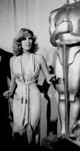 """""""Academy Awards: 46th Annual"""" 1974Raquel Welch © 1978 Kim Maydole Lynch - Image 11016_0006"""