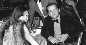 """Academy Awards: 46th Annual"" 1974Anjelica Huston with Jack Nicholson © 1978 Kim Maydole Lynch - Image 11016_0008"