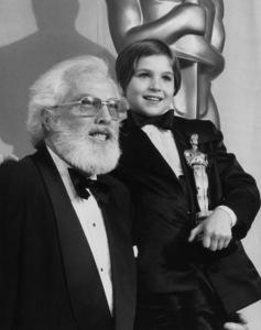 """""""Academy Awards: 46th Annual""""Tatum O"""