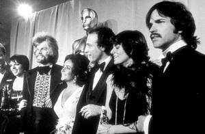 """Academy Awards: 46th Annual""Liza Minnelli, Elizabeth Taylor, Warren Beatty1974 © 1978 Bud Gray - Image 11016_0022"