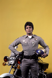 """""""CHiPs""""Erik Estrada1978 © 1978 Gene Trindl - Image 11024_0036"""