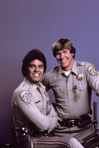 """CHiPs""Erik Estrada, Larry Wilcox1978 © 1978 Gene Trindl - Image 11024_0038"