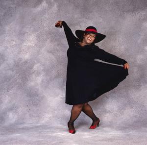 Nell Cartercirca mid 1990s © 1990 Bobby Holland - Image 11025_0007