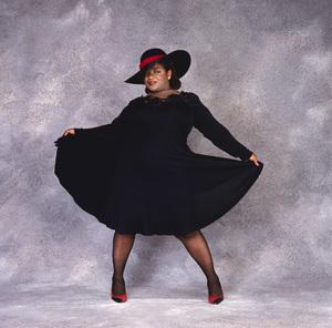 Nell Cartercirca mid 1990s © 1990 Bobby Holland - Image 11025_0008