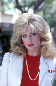 Morgan Fairchild1982 © 1982 Gene Trindl - Image 11029_0004