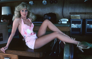 """Flamingo Road""Morgan Fairchild © 1980 NBC / MPTV**H.L. - Image 11030_0006"