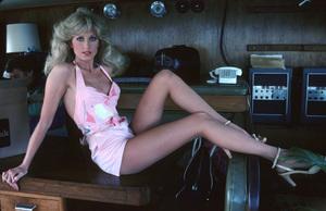 """Flamingo Road""Morgan Fairchild © 1980 NBC / MPTV**H.L. - Image 11030_0006"